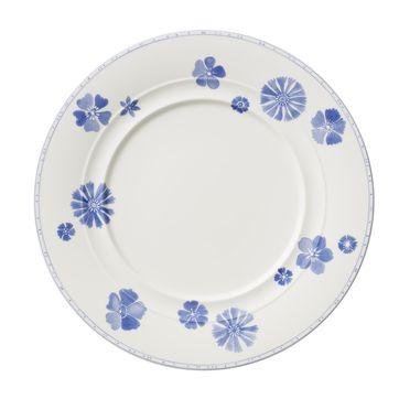 Villeroy & Boch - Farmhouse Touch Blueflowers - talerz płaski - średnica: 28 cm
