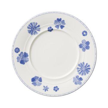 Villeroy & Boch - Farmhouse Touch Blueflowers - talerz sałatkowy - średnica: 23 cm