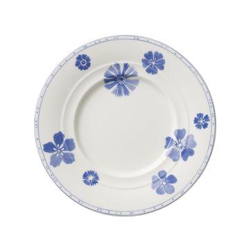 Villeroy & Boch - Farmhouse Touch Blueflowers - talerz B&B - średnica: 17 cm