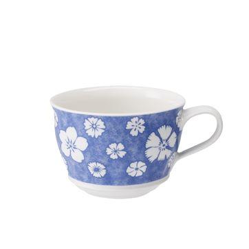 Villeroy & Boch - Farmhouse Touch Blueflowers - filiżanka śniadaniowa - pojemność: 0,4 l