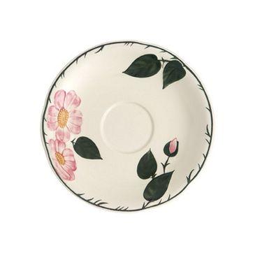 Villeroy & Boch - Wildrose - spodek do filiżanki do herbaty - średnica: 16 cm