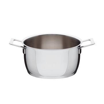 A di Alessi - Pots&Pans - średni garnek - średnica: 20 cm; pojemność: 3,2 l