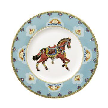 Villeroy & Boch - Samarkand Aquamarin - talerz sałatkowy - średnica: 22 cm