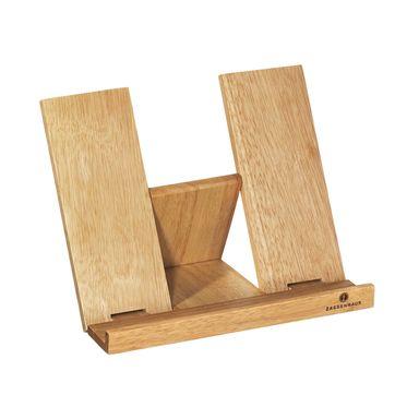Zassenhaus - Kauczukowiec - stojak na książkę kucharską - wysokość: 22 cm