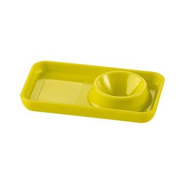 Koziol - Pott 2.0 - kieliszek na jajko - wymiary: 11,6 x 7 cm