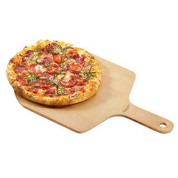 Küchenprofi - drewniana łopata do pizzy - wymiary: 29,5 x 45 cm