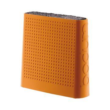 Bodum - Bistro - blok na noże - wymiary: 21 x 6,5 x 21 cm