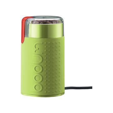 Bodum - Bistro - elektryczny młynek do kawy - wysokość: 16,6 cm