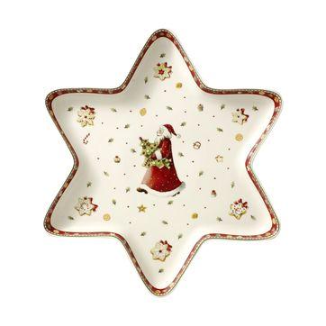 Villeroy & Boch - Winter Bakery Delight - miska gwiazda - wymiary: 37,5 x 33 cm