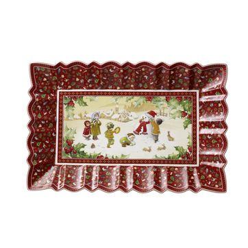 Villeroy & Boch - Toy's Fantasy - talerz na ciasto - długość: 34 cm