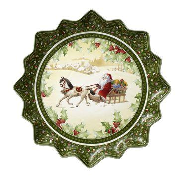 Villeroy & Boch - Toy's Fantasy - półmisek na ciasto - średnica: 39 cm
