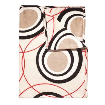 Sagaform - Interior - koc - wymiary: 130 x 170 cm