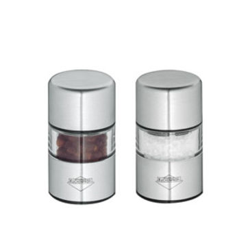 Küchenprofi - Sydney - zestaw mini młynków - wysokość: 5,5 cm