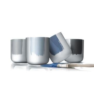 Menu - New Norm - 4 kubki o podwójnych ściankach - pojemność: 0,21 l