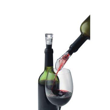 Menu - Selection - pompka i nalewak do wina