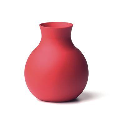 Menu - Unplugged - gumowy wazon - nietłukący; można go uformować w jeden z dwóch kształtów