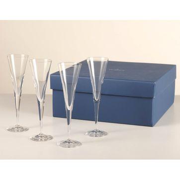 Villeroy & Boch - Allegorie Champagne - 4 kieliszki do szampana - wysokość: 24,3 cm