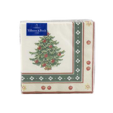 Villeroy & Boch - Toy's Delight Specials - serwetki z choinką - wymiary: 33 x 33 cm