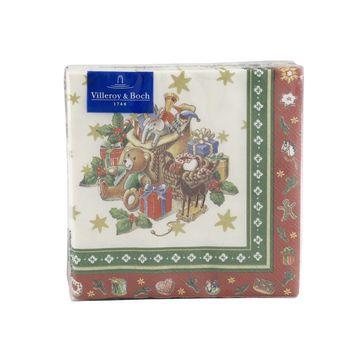 Villeroy & Boch - Toy's Delight Specials - serwetki z zabawkami - wymiary: 33 x 33 cm