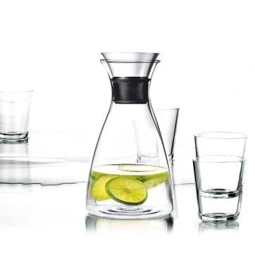 Eva Solo - karafka i 4 szklanki - pojemność: 1,0 l