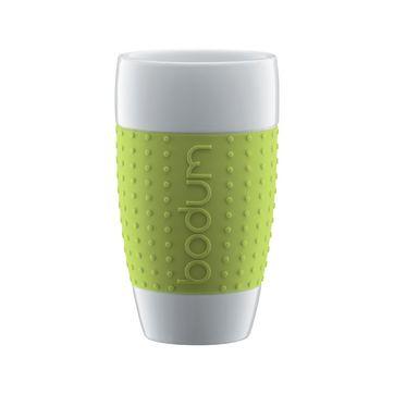 Bodum - Pavina - 2 kubki - pojemność: 0,5 l