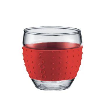 Bodum - Pavina - 2 szklanki - pojemność: 0,35 l
