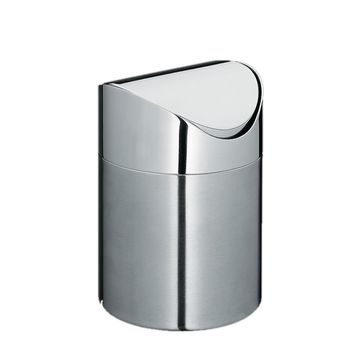 Cilio - Swing - stołowy kosz na odpadki - wysokość: 17 cm
