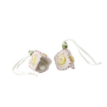 Villeroy & Boch - Mini Flower Bells - 2 małe zawieszki - stokrotki