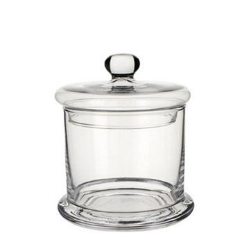 Villeroy & Boch - Retro Accessories - szklany słój - wysokość: 15,5 cm
