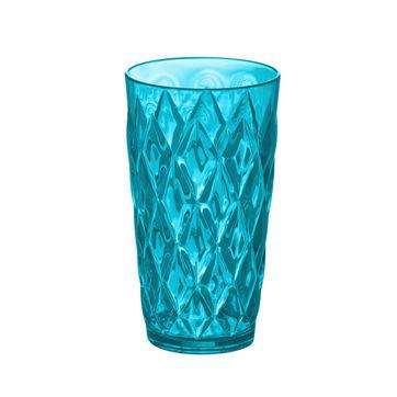 Koziol - Crystal - szklanka - pojemność: 0,4 l