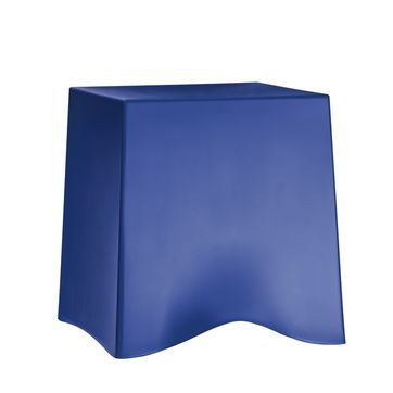 Koziol - Briq - taboret - wymiary: 42,8 x 40,6 x 41,6 cm