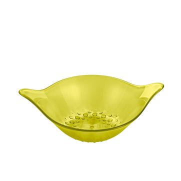 Koziol - Leaf - miska - wymiary: 18 x 24,7 cm