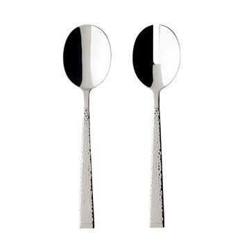 Villeroy & Boch - Blacksmith - sztućce do sałatek - długość: 24 cm