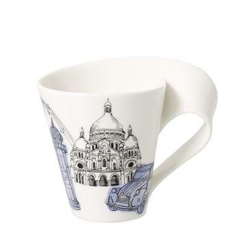 Villeroy & Boch - New Wave Caffe Paris - kubek - pojemność: 0,3 l