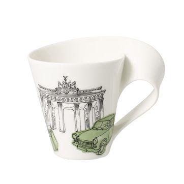 Villeroy & Boch - New Wave Caffe Berlin - kubek - pojemność: 0,3 l