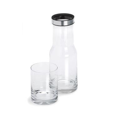 Blomus - Acqua - karafka i szklanka - pojemność: 0,5 l