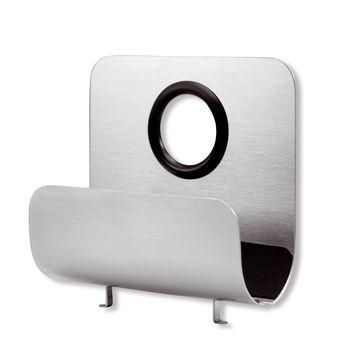 Blomus - Movo - półeczka na telefon - wymiary: 13 x 13 cm