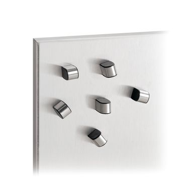 Blomus - Tewo - 6 magnesów - wymiary: 1 x 1 cm