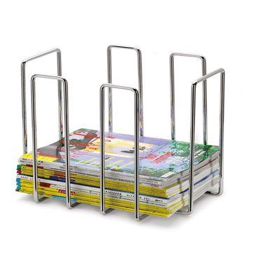 Blomus - Wires - gazetnik - wymiary: 34 x 27 cm