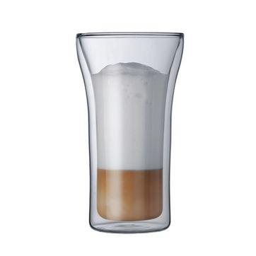 Bodum - Assam - 2 szklanki o podwójnych ściankach - pojemność: 0,4 l