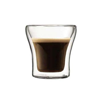 Bodum - Assam - 2 szklanki o podwójnych ściankach - pojemność: 0,09 l