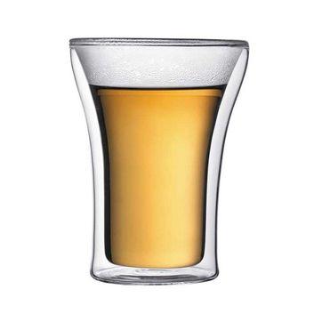 Bodum - Assam - 2 szklanki o podwójnych ściankach - pojemność: 0,25 l