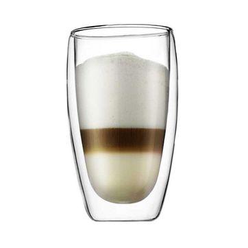 Bodum - Pavina - 2 szklanki o podwójnych ściankach - pojemność: 0,46 l