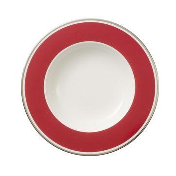 Villeroy & Boch - My Colour Red Cherry - talerz głęboki - średnica: 24 cm