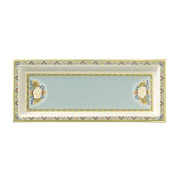 Villeroy & Boch - Samarkand Aquamarin - prostokątna miseczka - wymiary: 25 x 10 cm