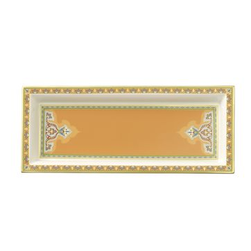 Villeroy & Boch - Samarkand Mandarin - prostokątna miseczka - wymiary: 25 x 10 cm
