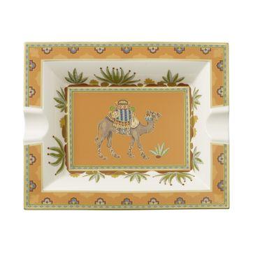 Villeroy & Boch - Samarkand Mandarin - popielniczka - wymiary: 17 x 21 cm