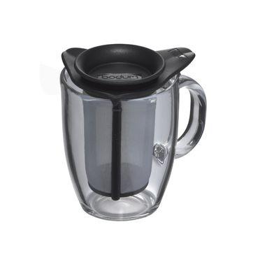 Bodum - Yo-Yo - kubki z zaparzaczem - pojemność: 0,35 l