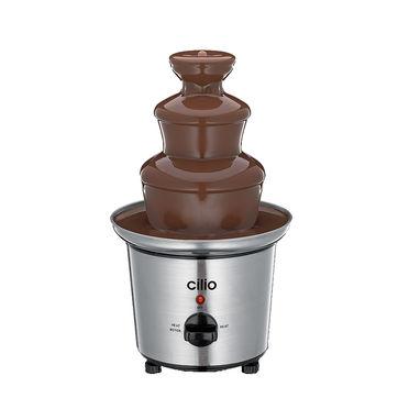 Cilio - fontanna czekoladowa - wysokość: 33 cm