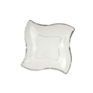 Villeroy & Boch - New Wave - płaska miseczka - wymiary: 17 x 17 cm